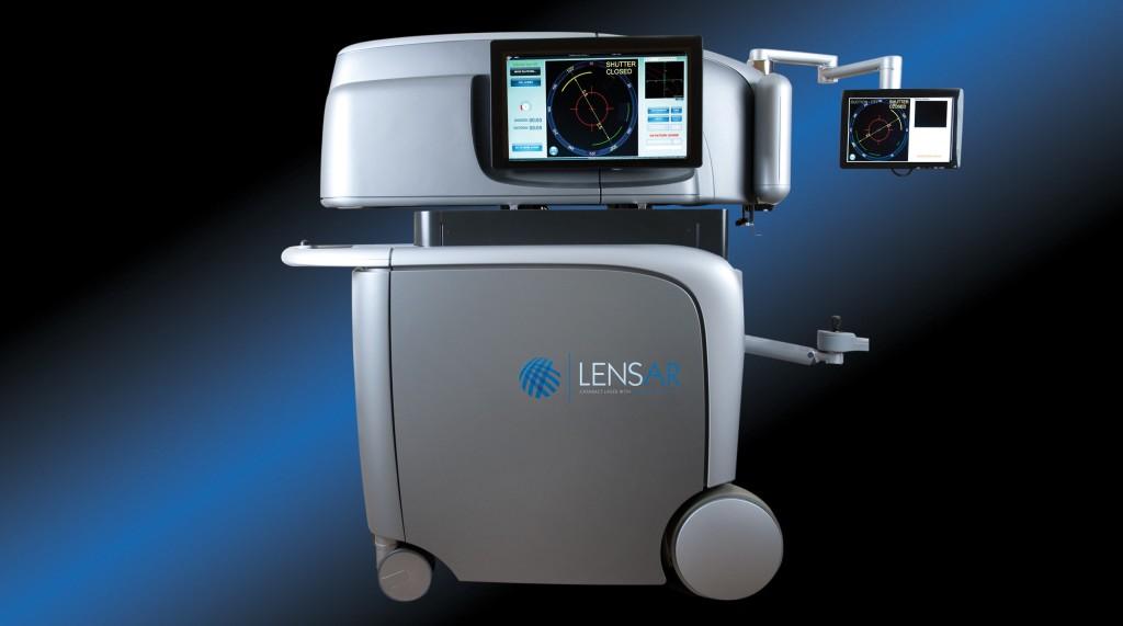 The LENSAR Laser System